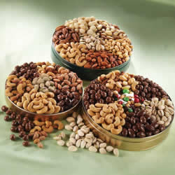 7-Way Signature Nut Sampler