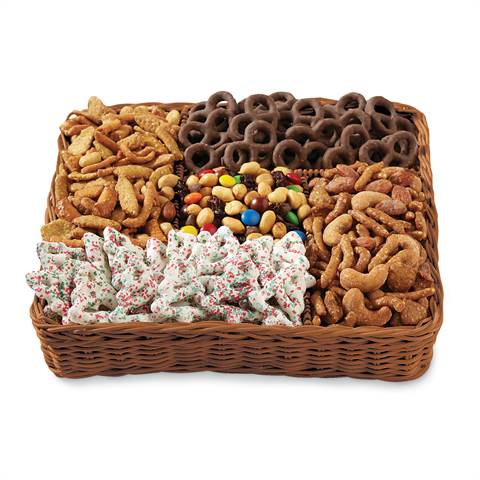 5-Way Snack Tray